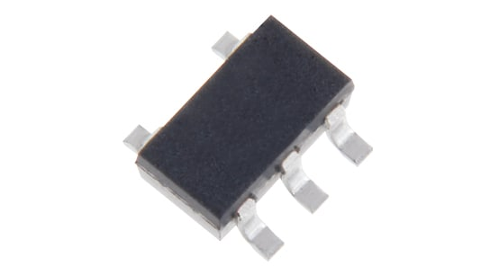 A general-purpose package is newly available in the lineup of Toshiba's small, surface mount LDO regulator which enables long operation and operational stability of IoT equipment : TCR3UF series