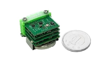 An example of IoT module with the new connect technologies