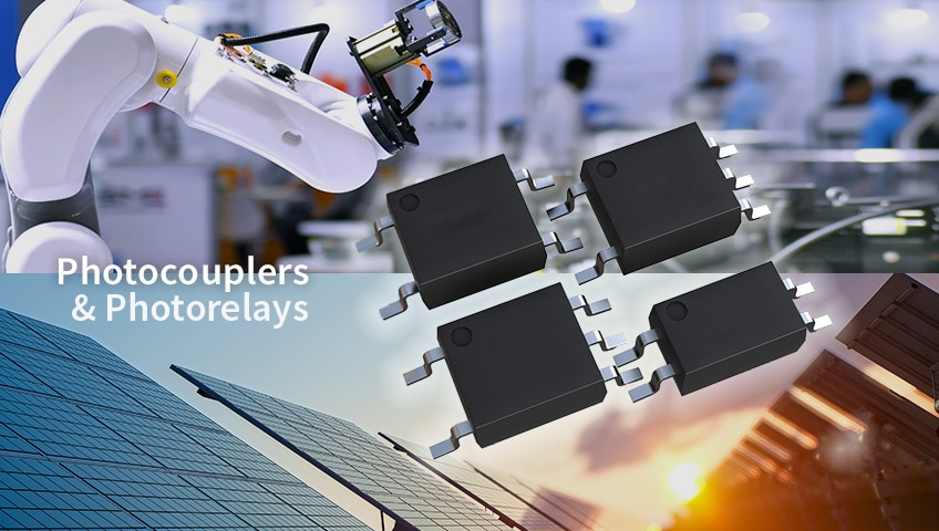 Optical Semiconductor Devices - Photorelays