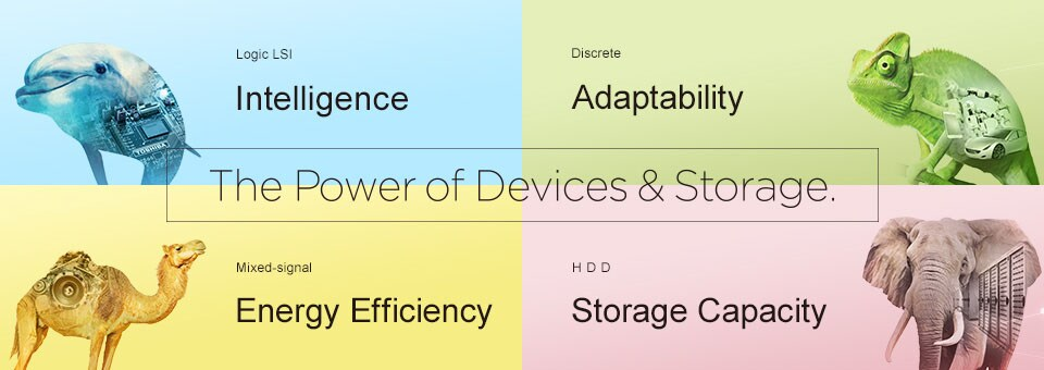 The Power of Device & Storage
