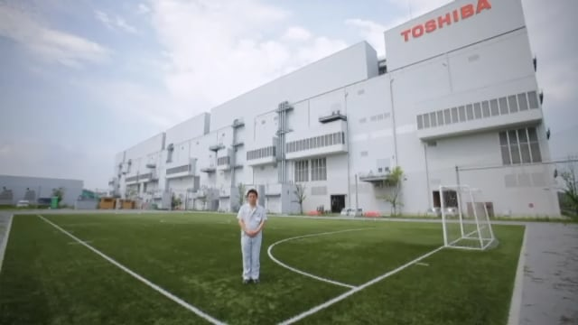 YOKKAICHI Operations (NAND Flash Memory Production Facility)