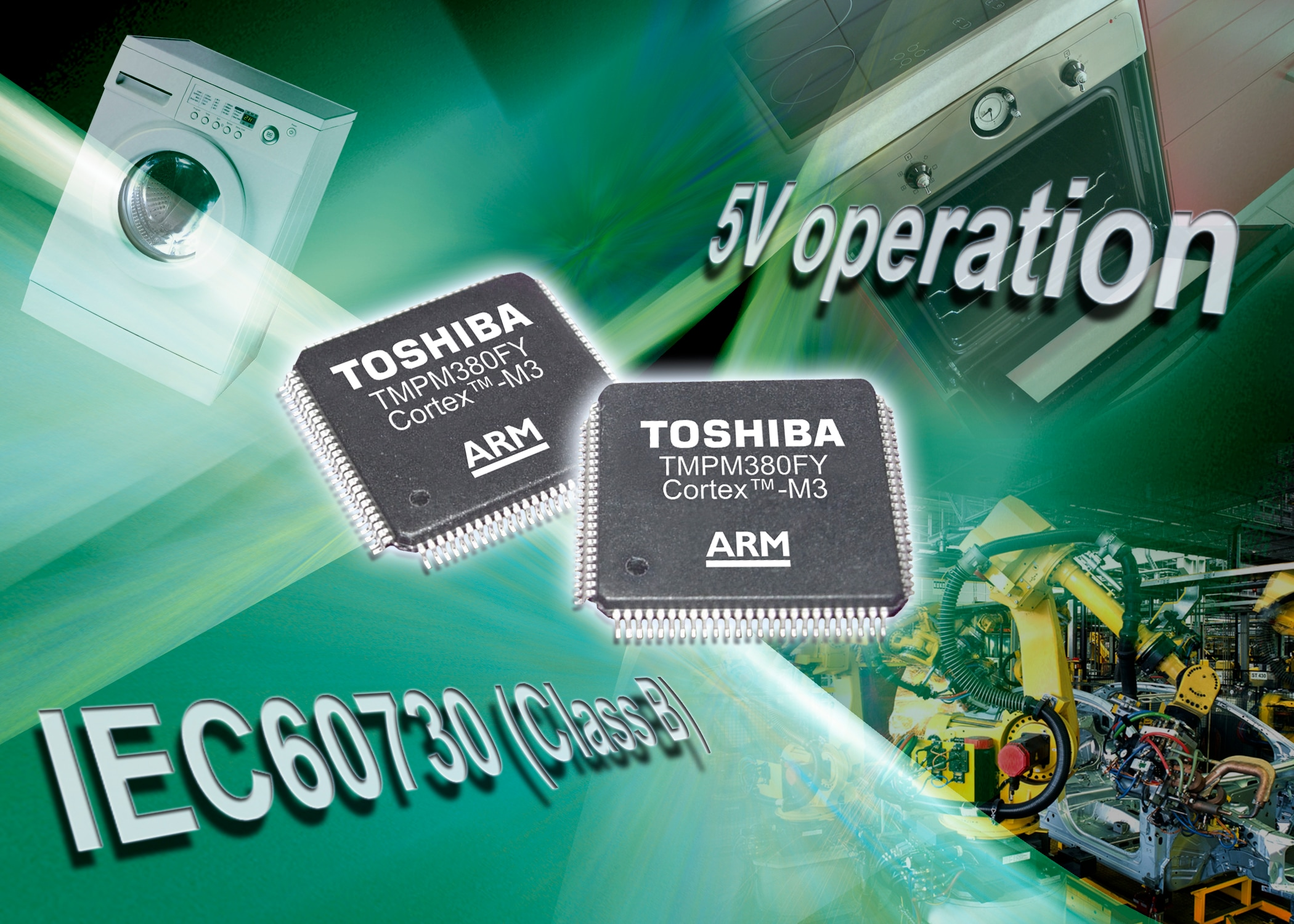 Toshiba Launches 32 Bit Microcontroller For Analog Circuit Control Digital Power Mcu Leader That Collaborates With Technology Companies To Create Breakthrough Designs Today Announced Availability Of A New